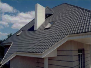 монтаж крыши под ключ