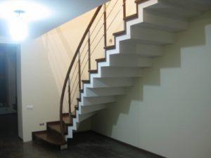 лестница для дома на второй этаж цена