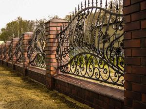 забор из металла цена