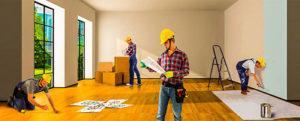 ремонт квартиры под ключ с материалами