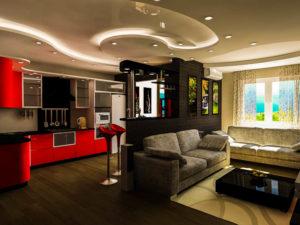 ремонт однокомнатной квартиры цены