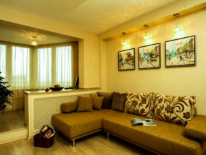 перепланировка однокомнатной квартиры цены в Москве