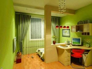 перепланировка однокомнатной квартиры цены