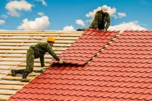 ремонт крыши частного дома цены в Москве