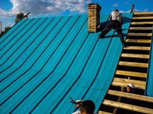 ремонт крыши частного дома цены