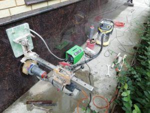 бурение бетона 4