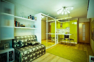 дизайн маленькой квартиры цена