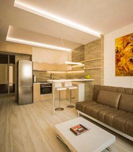 дизайн маленьких квартир цены