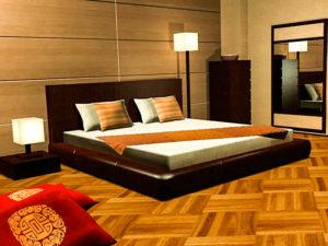 дизайн спальни цена