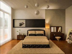 дизайн спальни прайс