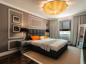 дизайн интерьера спальни цена