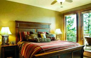 интерьер спальни цена