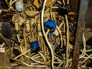 монтаж электропроводки в квартире под ключ