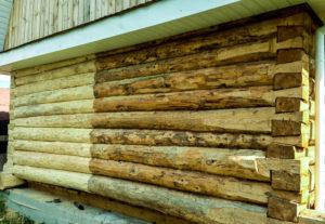 отделка деревянного дома стоимость