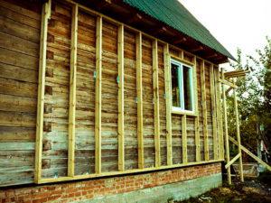 отделка деревянного дома в области и Москве