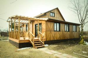 ремонт дачного дома прайс