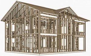 металлокаркасные дома из лстк цена