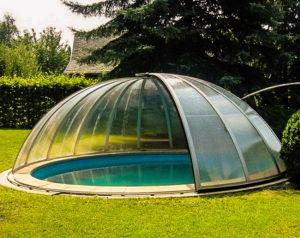 навесы для бассейнов раздвижные стоимость