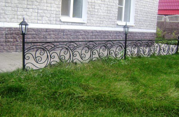 "Забор кованый ""ЗК-023"""
